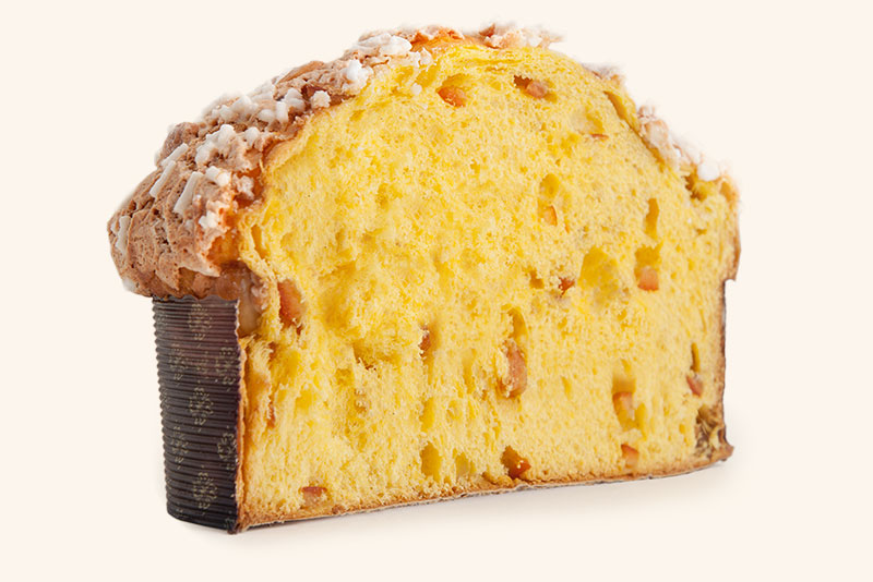 Classic Colomba - The artisanal Colomba Dolcemascolo - Easter the Italian tradition